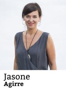 Jasone Agirre, candidata de EH Bildu por Bizkaia