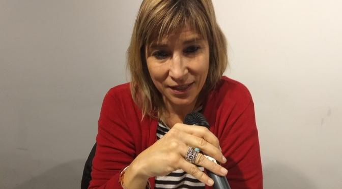 """Lula Gómez: """"Soy feminista radical, porque ser radical es defender los derechos humanos"""""""