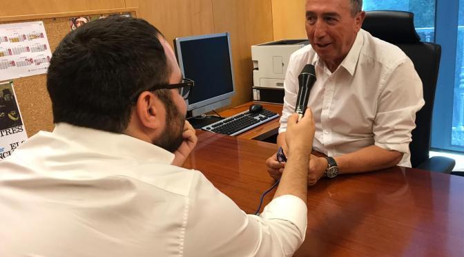 """Joan Baldoví: """"Nos jugamos que este país sea gobernado en favor de la mayoría social o regalárselo a la derecha"""""""